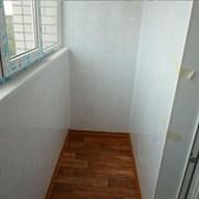 Внутренняя обшивка балконных перил.